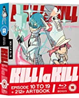 Kill la Kill - Collector's Edition Part 2 of 3 [Blu-ray]