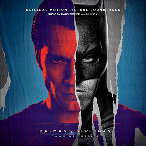 Batman v Superman: Dawn Of Justice - Original Motion Picture Soundtrack (Deluxe) at Gotham City Store