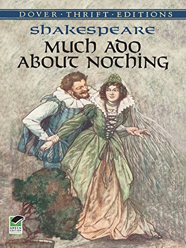 an analysis of william shakespeares play much ado about nothing