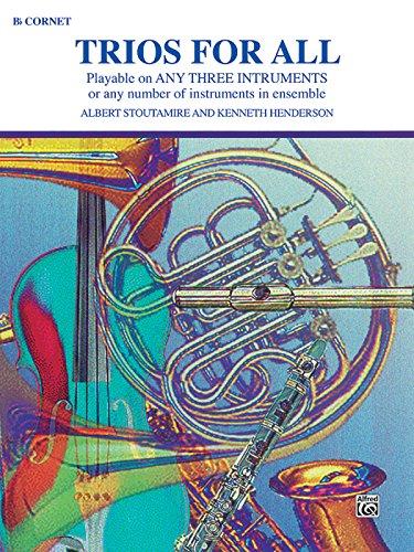 Trios for All: B-Flat Cornet (Trumpet)