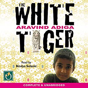 The White Tiger | [Aravind Adiga]