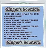 All Hits Of Luke Bryan Karaoke CDG 11 Songs CRASH MY PARTY Buzzkill DRUNK ON YOU All My Friends Say