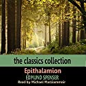 Epithalamion Audiobook by Edmund Spenser Narrated by Michael MacLiammoir