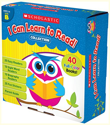 I Can Learn To Read Collection: Level B (I Can Learn compare prices)