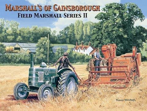 marshalls-of-gainsborough-plaque-publicitaire-en-metal