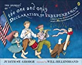 img - for The Journey of the One and Only Declaration of Independence book / textbook / text book