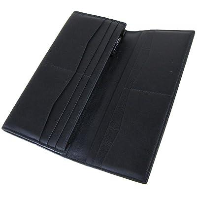 dunhill 財布 長財布 二つ折り メンズ REEVES COAT WALLET ブラック レザー l2xr10a ブランド [並行輸入品]