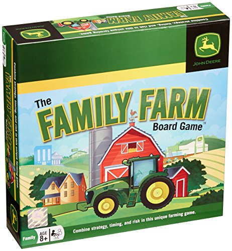 MasterPieces John Deere Family Farm Board Game