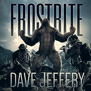 Frostbite Hörbuch von Dave Jeffery Gesprochen von: Steve Stansell