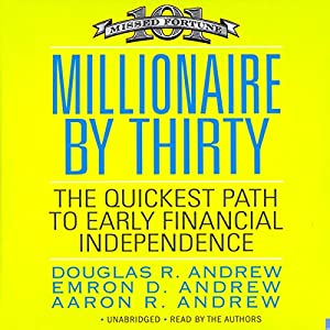 Millionaire by Thirty Audiobook