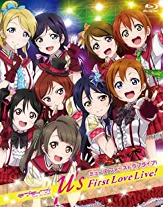 ラブライブ! μ's First LoveLive! [Blu-ray] (2012)