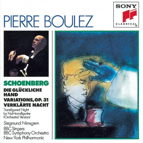 Schoenberg - Oeuvres orchestrales 61InS%2BrUB-L