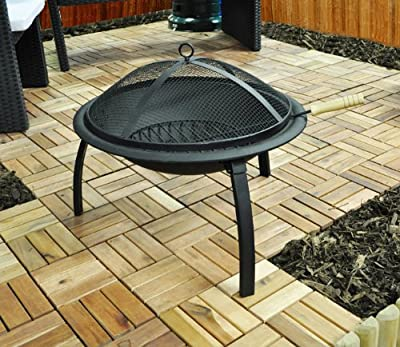 Kingfisher Budget Fire Pit by Kingfisher