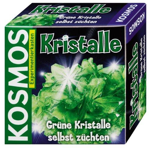 Grüne Kristalle selber züchten, Mitbringexperimente [Spielzeug]