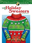 Creative Haven Ugly Holiday Sweaters...