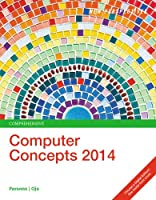 New Perspectives on Computer Concepts 2014: Comprehensive Front Cover