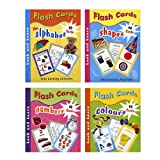 Alphabet, Numbers, Colours and Shapes Flash Cardsby particularly among...