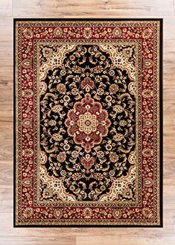 nobile-medaglione-verde-formale-floreale-orientale-persiano-tappeto-200-x-290-cm-facile-da-pulire-re