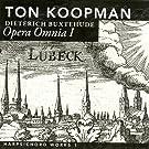 Opera Omnia I - Buxtehude: Harpsichord Works I