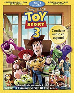 Toy Story 3 [Blu-ray] [Import]