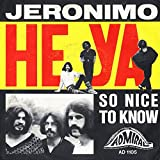 Jeronimo - Heya - Admiral Records - AD 1105