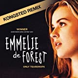 Only Teardrops (Kongsted Remix)