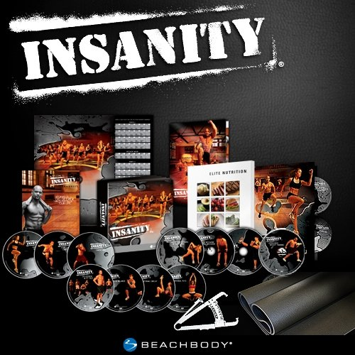 Insanity Deluxe Insanity Deluxe Max Interval