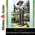 The Adventures of Huckleberry Finn (       UNABRIDGED) by Mark Twain Narrated by Robin Field