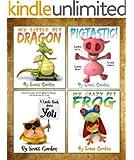 Four Fantastic Bedtime Stories for Children 3-6!