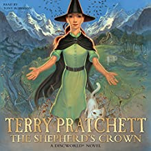 The Shepherd's Crown (Abridged) (       ABRIDGED) by Terry Pratchett Narrated by Tony Robinson