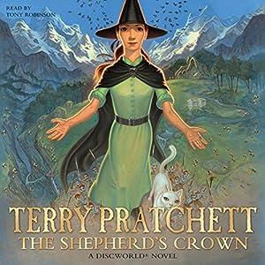 The Shepherd's Crown (Abridged) Hörbuch