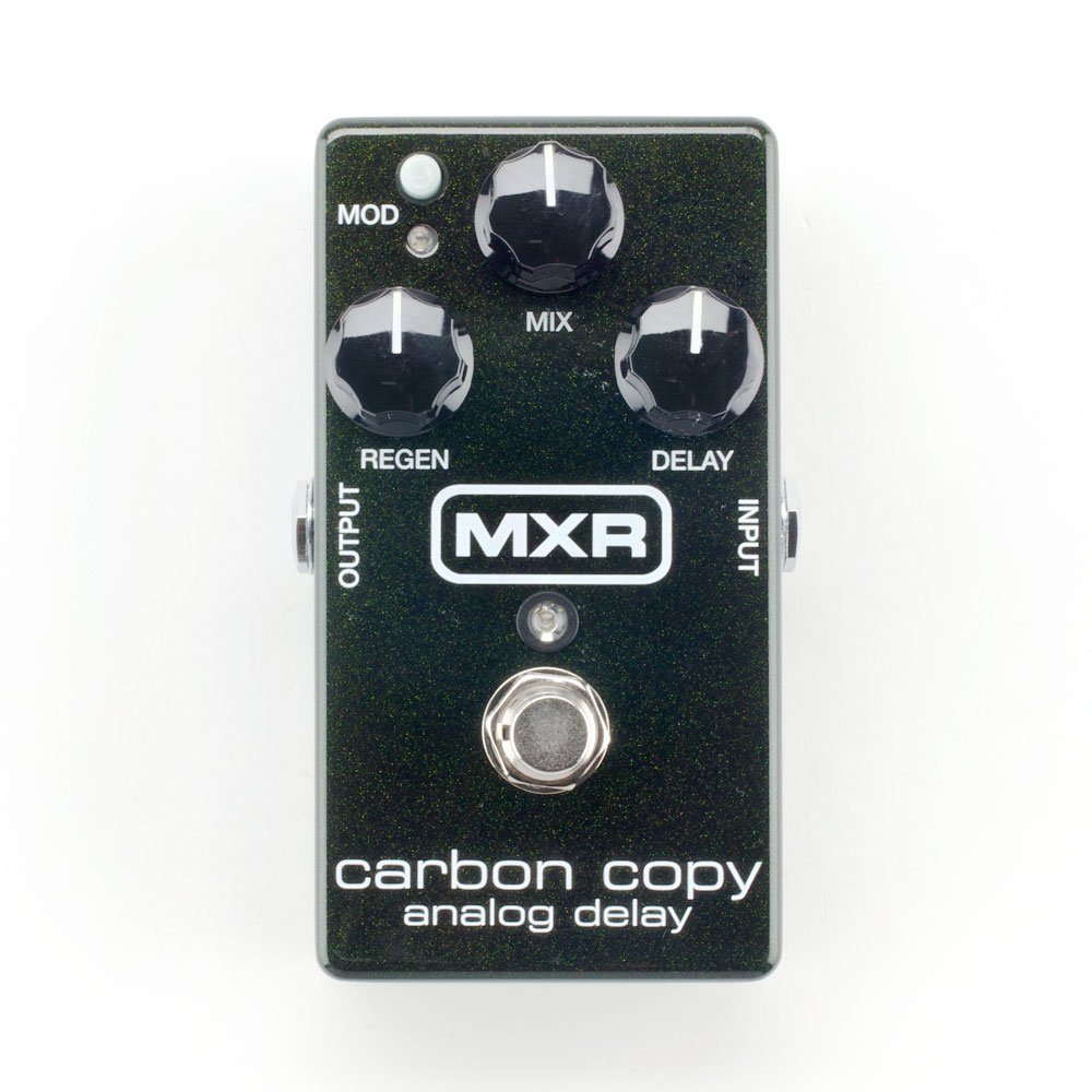 MXR M169 Carbon Copy® Analog Delay