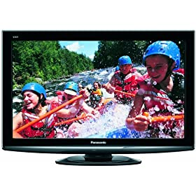 The Electronics World |   Panasonic VIERA S1 Series TC-L32S1 32-Inch 1080p LCD HDTV