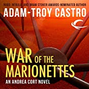 War of the Marionettes: Andrea Cort, Book 3 | Adam-Troy Castro