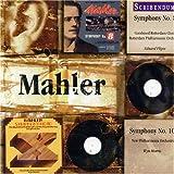 マーラー:交響曲第8&10番(クック全曲版)(3枚組)