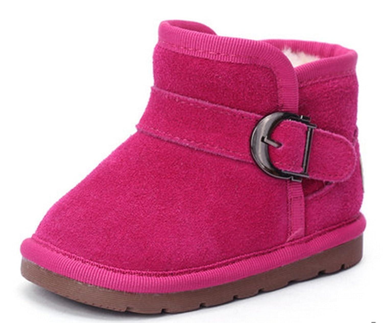 Baby Winter warm Anti-Rutsch snow boots/Schneestiefel Kinder-Schneeschuhe Jungen Stiefel Mädchenbaumwollstiefel Kinder warmen Baumwollstiefel Fashion Kinder Schuhe günstig