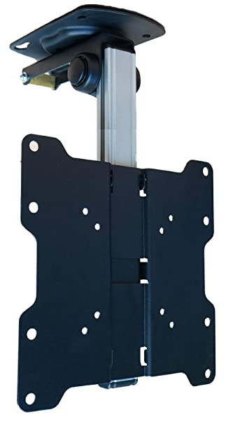 Inclinar debajo del gabinete y techo televisores para 43,18 cm a 93,98 cm TV