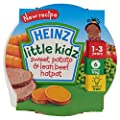 Heinz Little Kidz Sweet Potato and Lean Beef Hotpot 230 g (Pack of 5)