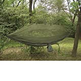 Snugpak Jungle Hammock with Mosquito Net, Olive