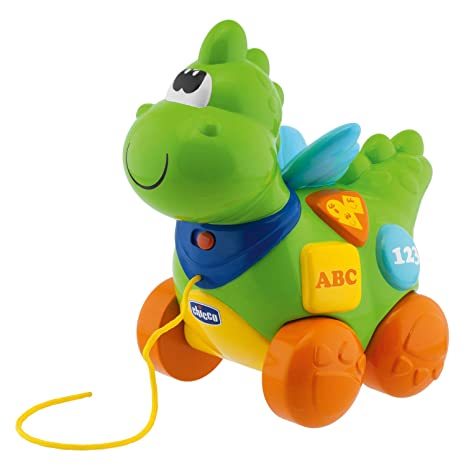 Chicco Talking Dragon by Chicco TOY (English Manual)