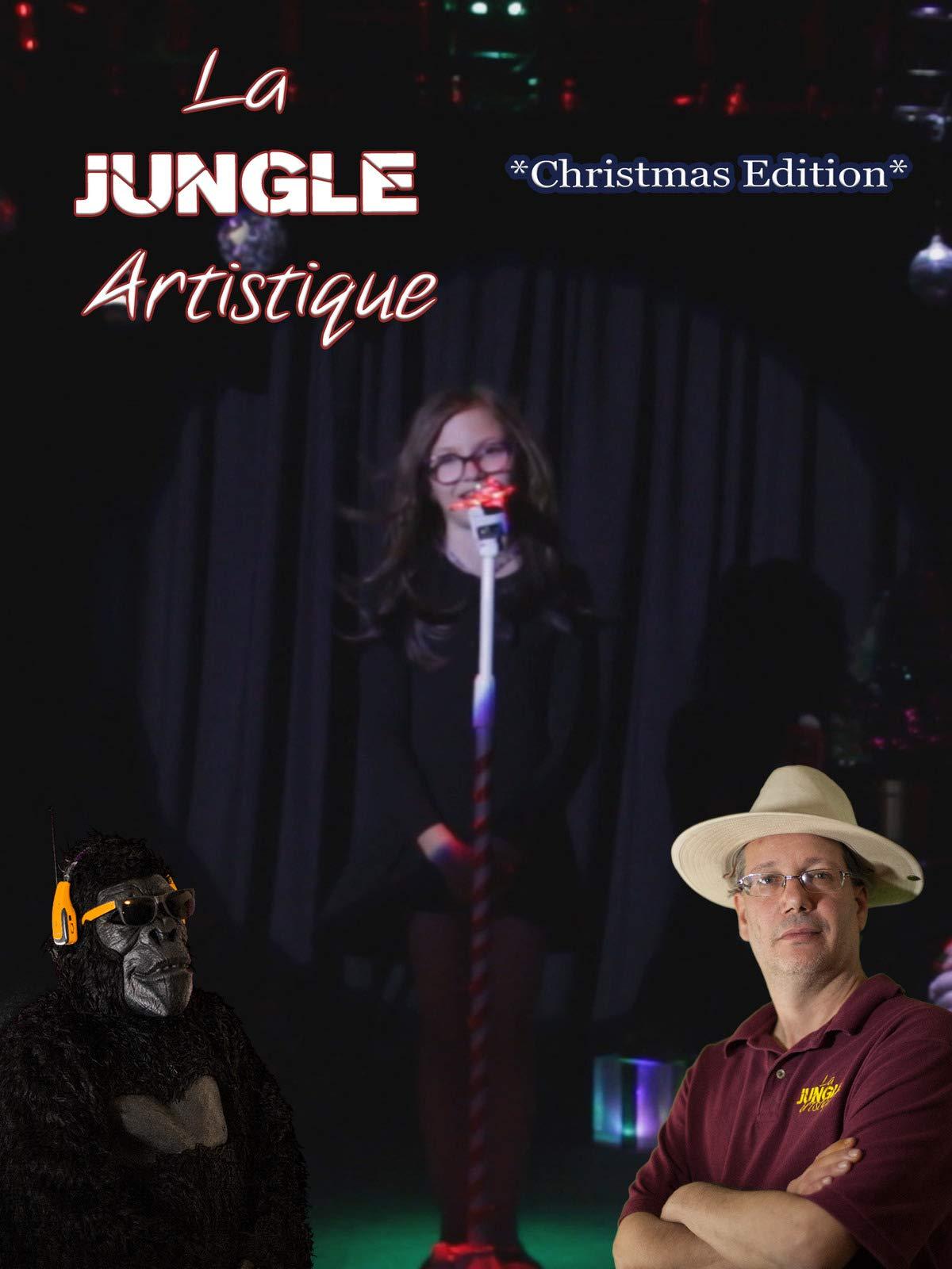 La jungle Artistique Christmas Edition