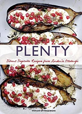 Plenty Vibrant Recipes From Londons Ottolenghi by Chronicle Books