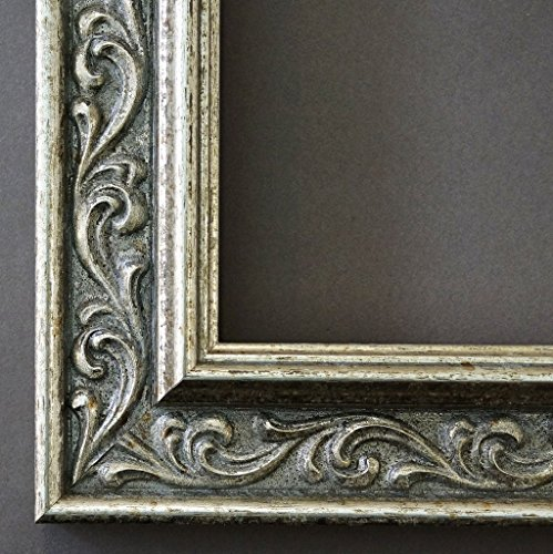 Spiegel-Wandspiegel-Badspiegel-Flurspiegel-Garderobenspiegel-ber-200-Gren-Verona-Silber-44-Auenma-des-Spiegels-DIN-A2-420-x-594-cm-Wunschmae-auf-Anfrage-Modern