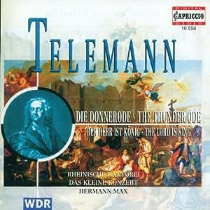 Telemann G.P.: Herr Ist Konig