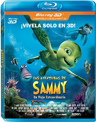 Las Aventuras De Sammy (BD 3D) [Blu-ray]