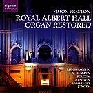 Royal Albert Hall Organ Restored