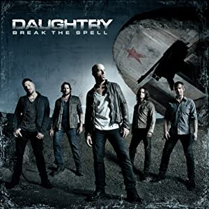 Break The Spell by Daughtry on CD