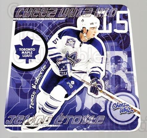tomas-kaberle-hockey-card-1999-00-kraft-cheez-whiz-kid-4-tomas-kaberle