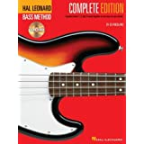 Hal Leonard Bass Method - Complete Edition: Books 1, 2 and 3 Bound Together in One Easy-to-Use Volume! ~ Ed Friedland