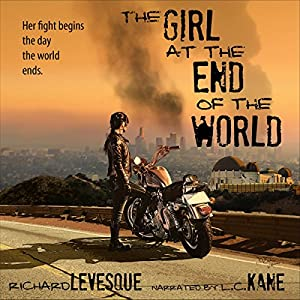 The Girl at the End of the World Audiobook